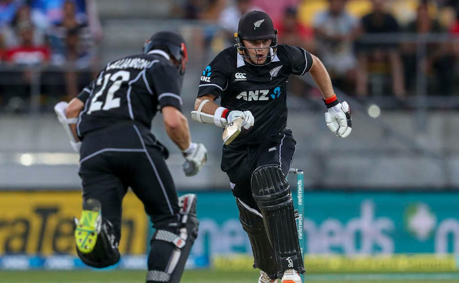 Kiwis soon lost Ross Taylor for just 1 before captain Kane Williamson and Tom Latham combined together to weave a 67-run stand which brought calmness in their chase. However, the duo did not last for long. Kedar Jadhav removed Williamson on 39 to get India back on track. AP