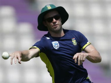 ICC Cricket World Cup 2019: AB de Villiers called me before team selection but it was too late, says South Africa captain Faf du Plessis