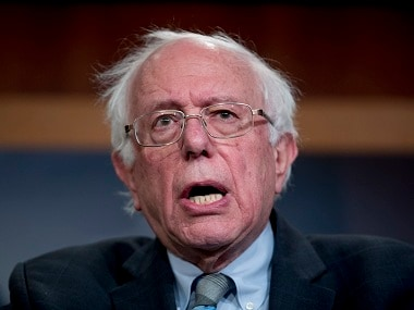 Bernie Sanders enters 2020 US presidential race; campaign not just about defeating Donald Trump, he says