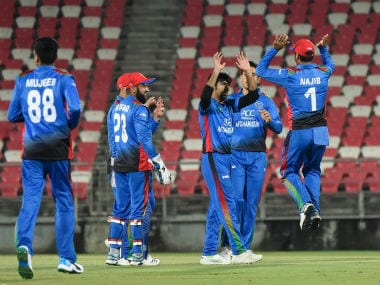 Afghanistan vs Ireland: Mohammad Nabi's all-round show helps 'hosts' take 1-0 lead in T20I series