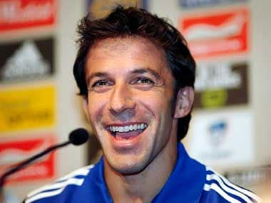 Former Juventus striker Alessandro Del Piero rules out coaching role in immediate future, reminisces on time in ISL