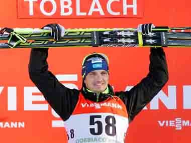 Four-time Olympian Alexei Poltoranin among five skiers arrested in Austrian police raid on doping network