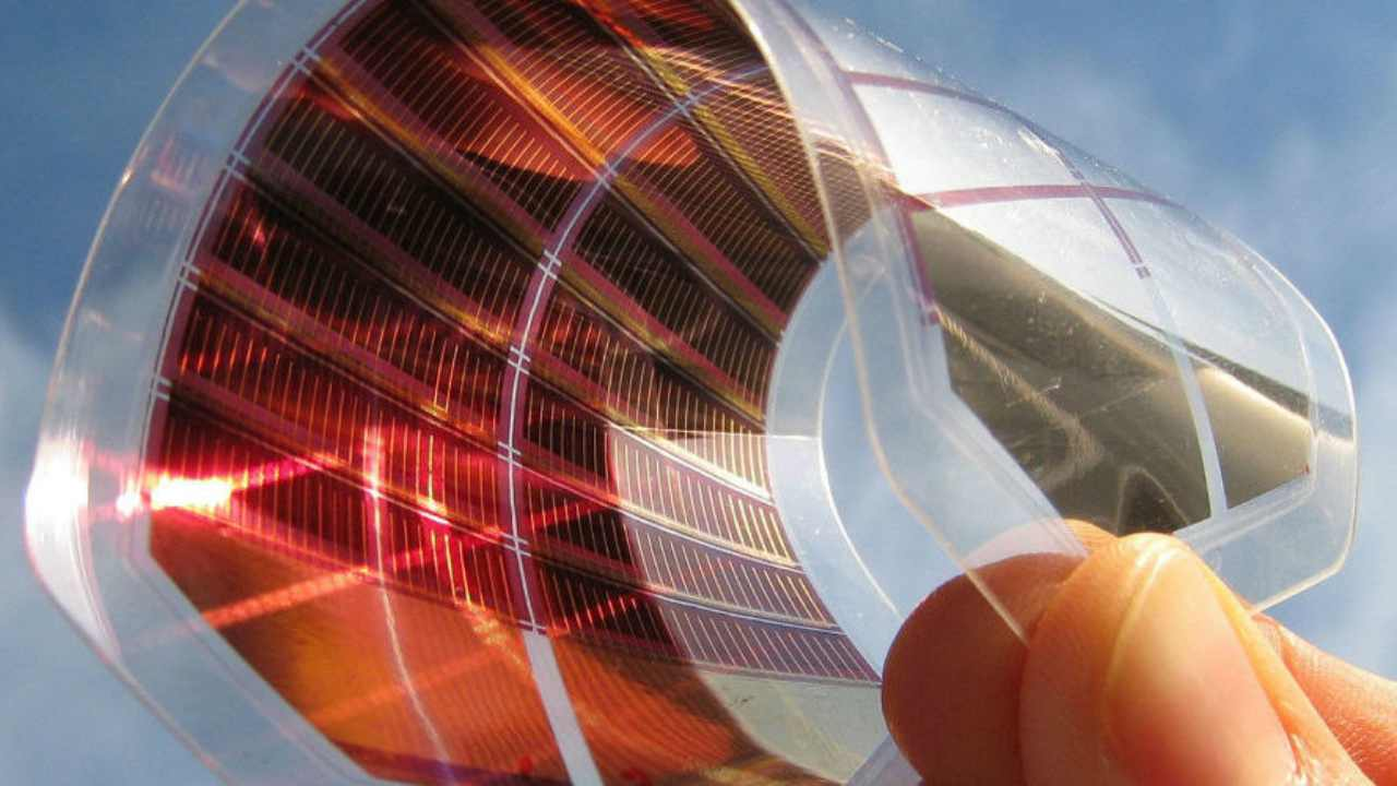 Inkjet printed solar panels, 'perovskite' tech could