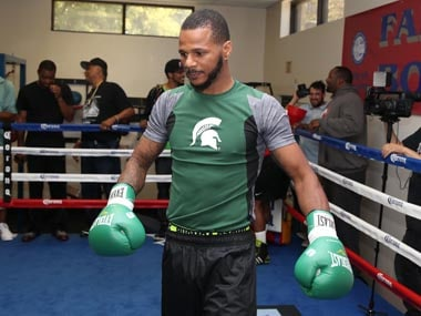 Anthony Dirrell claims vacant WBC super middleweight title with technical split decision win over Avni Yildirim