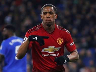 Premier League: Anthony Martial could fulfill potential by emulating Cristiano Ronaldo, says manager Ole Gunnar Solskjaer