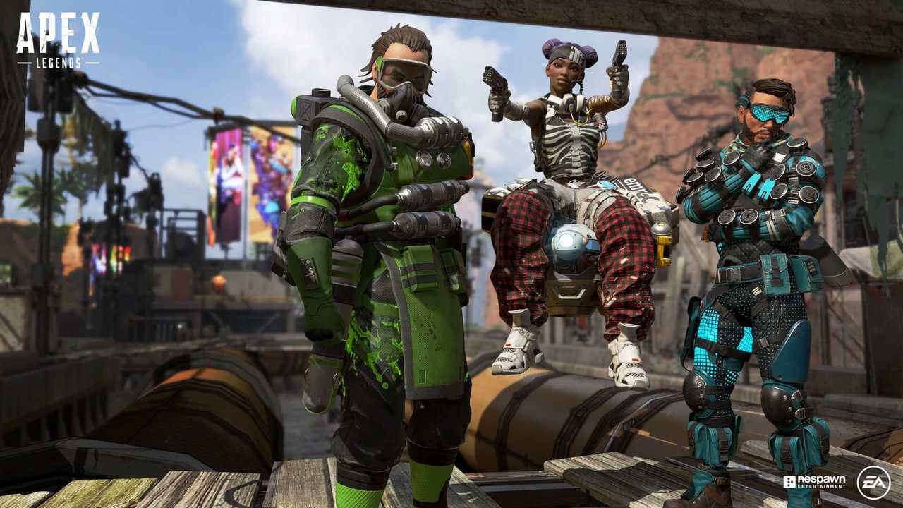 EAs Apex Legends had a meteoric first week but can it beat Fortnites popularity?