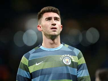 Premier League: Manchester City boss says it is upto incredible Aymeric Laporte to force a return to the France squad