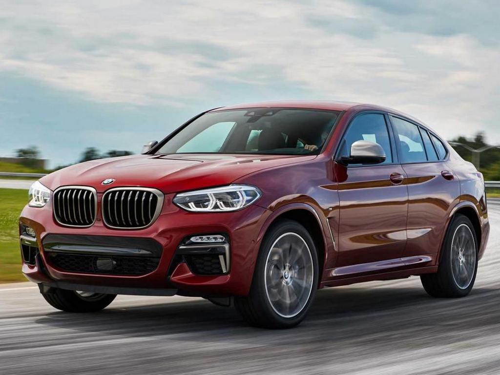 BMW unveils high-performance X3 M SUV and X4 M coupe-SUV internationally