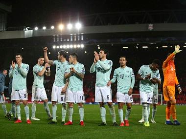 Champions League: Ghosts of 1981 tie haunt Karl-Heinz Rummenigge after Bayern Munich hold Liverpool to draw in first leg