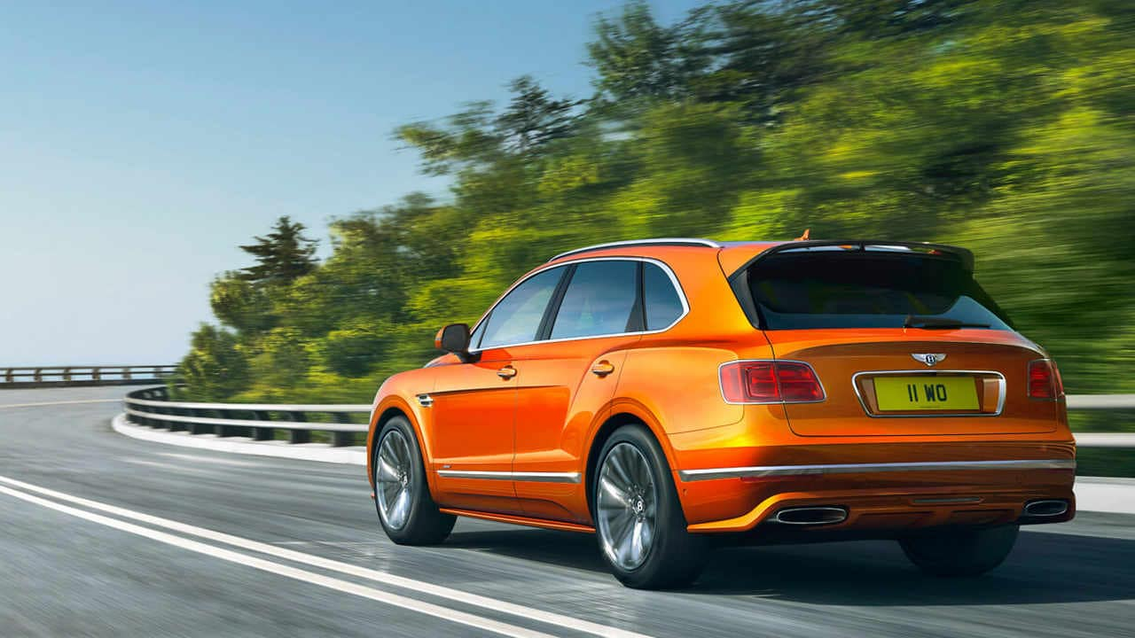 Bentley says Bentayga Speed is the fastest SUV in world, beats Lamborghini Urus- Technology News, Firstpost