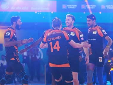 Pro Volleyball League: Black Hawks Hyderabad win 3-2 to edge past Ahmedabad Defenders
