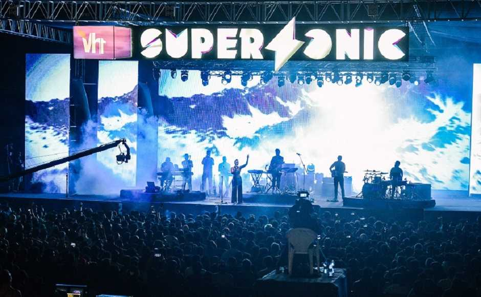 Vh1 Supersonic: Jaden Smith, Marshmello, Prateek Kuhad, Bonobo perform at music festival
