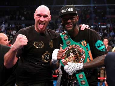 Deontay Wilder-Tyson Fury rematch postponed with British fighter informing WBC of plans to fight as-yet-unnamed opponent