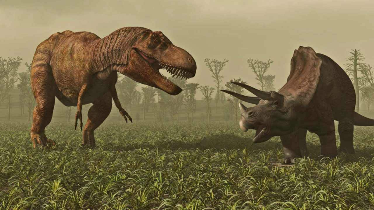 Did dinosaurs die off because of asteroids or volcanoes? Its complicated