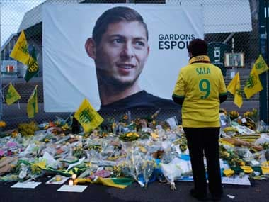Emiliano Sala's family in mourning after British authorities identify footballer's body recovered from wreckage