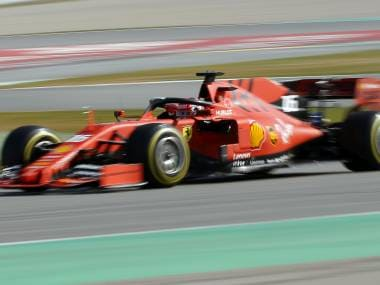 Formula One: Charles Leclerc plays down Ferraris pace in pre-season testing, says rivals are sandbagging