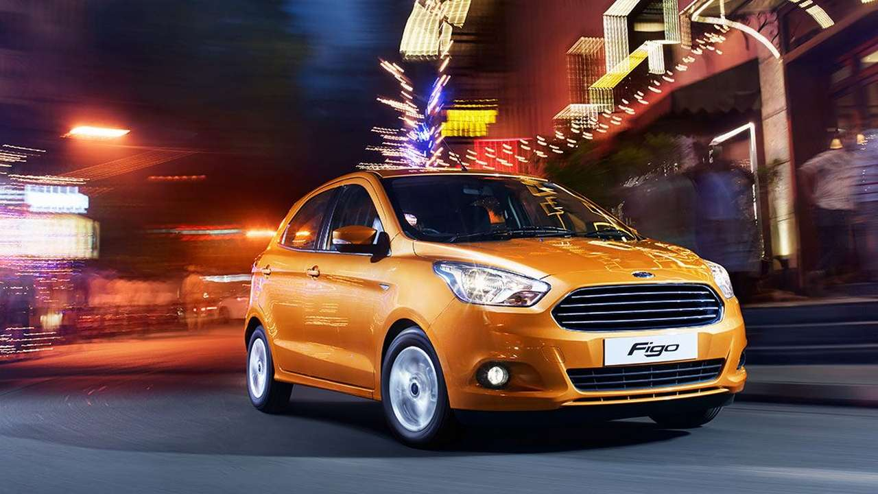 2019 Ford Figo hatchback to launch in India next month with a new engine option