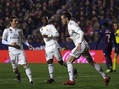 LaLiga: Gareth Bales lack of celebration after scoring puts spotlight on Welshmans uninspiring Real Madrid stint