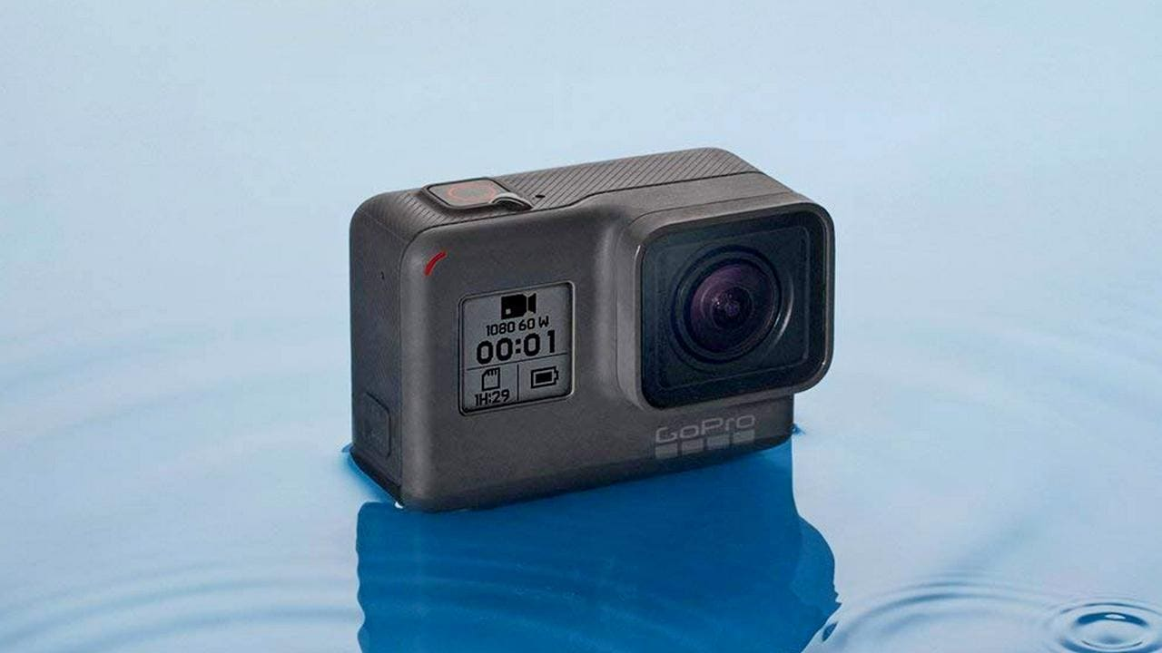 The GoPro Hero (2018)