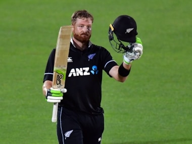 New Zealand vs Bangladesh: Martin Guptill's unbeaten century pilots Black Caps to comfortable win in first ODI