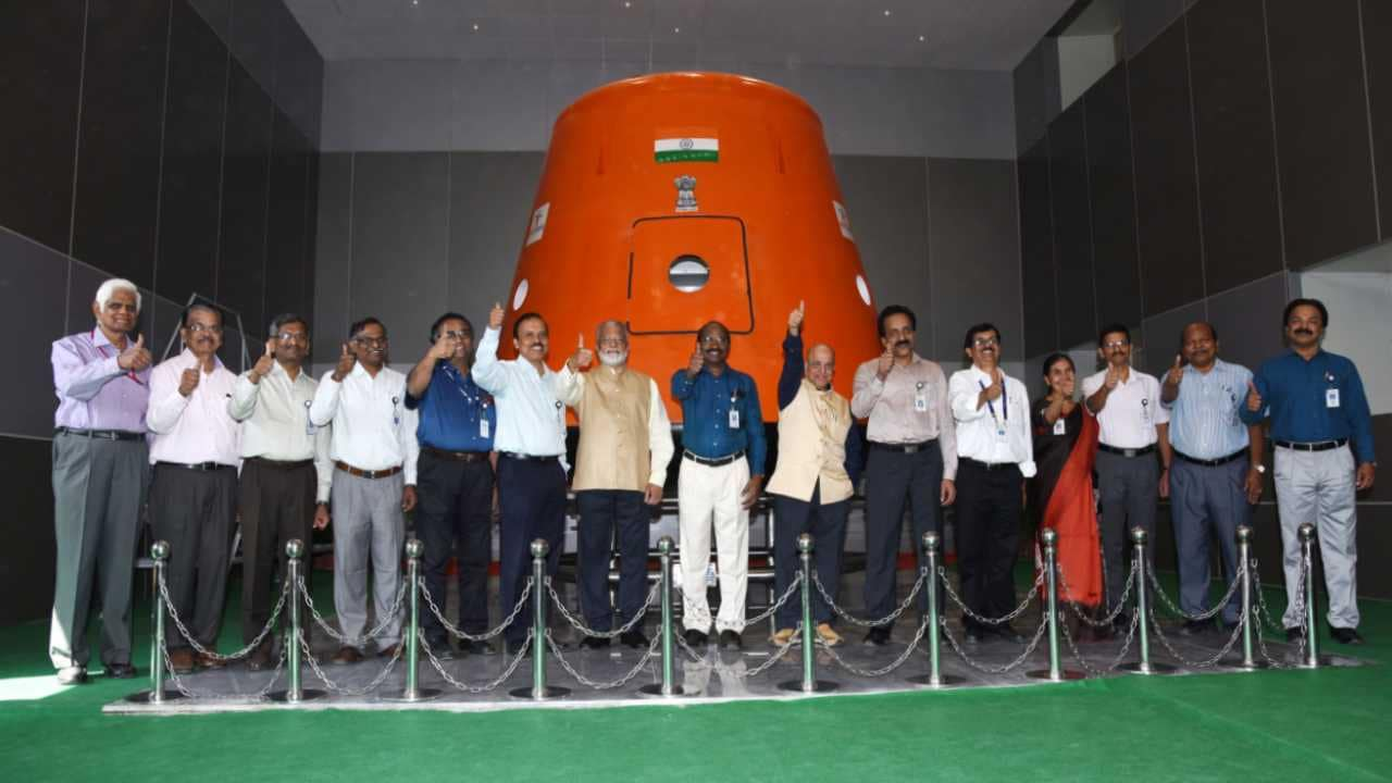 Gaganyaan astronauts to be trained for 11 months, will begin third week of Jan: Union Minister