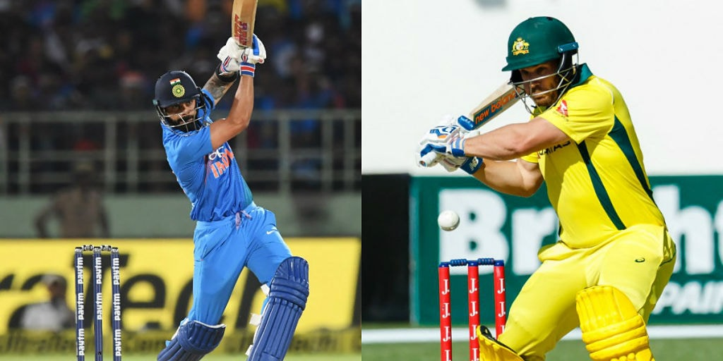 Yesterday match results india vs australia
