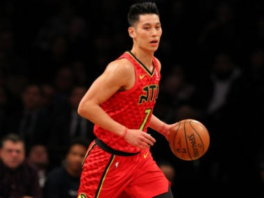 Jeremy Lin in action. Reuters