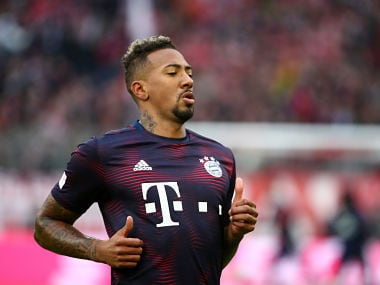 Champions League: Bayern Munich travel to Liverpool without Jerome Boateng, to wait on Kingsley Comans fitness