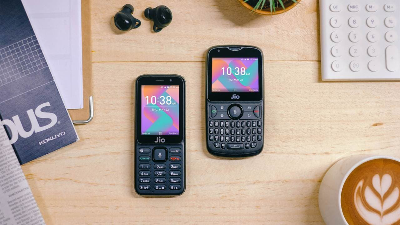 JioPhone leads feature phone segment in India with 30 percent market share: Report