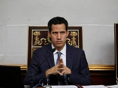 Support Juan Guaido or lose everything, Donald Trump tells Venezuelan military after Nicolas Maduro refuses to allow humanitarian aid