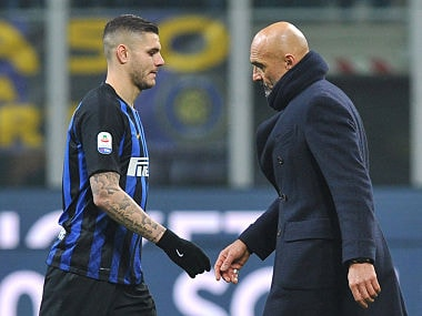 Europa League: Inter Milan's Luciano Spalletti calls on unsettled Mauro Icardi to engage in talks amid contract negotiations
