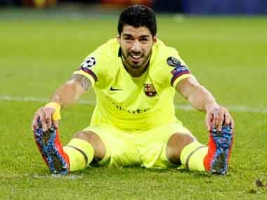 Champions League: Uruguayan striker Luis Suarez's poor form in front of goal a worrying sign for Barcelona