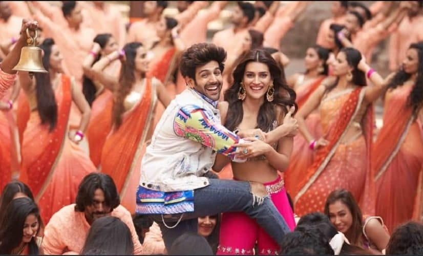 Kriti Sanon expresses disappointment over Kartik Aaryan receiving sole credit for Luka Chuppis success