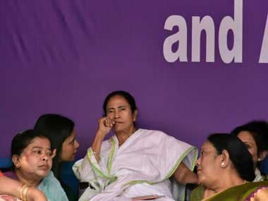 Mamata Banerjee's war on Narendra Modi govt defies constitutional norms, aimed at getting Opposition backing