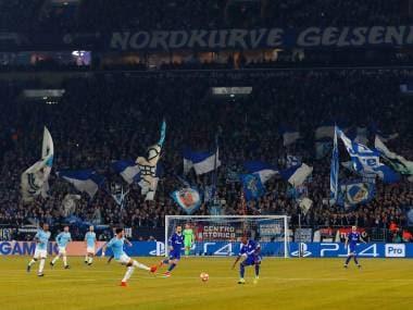 Champions League: Manchester City fan in critical condition following alleged assault after Schalke match