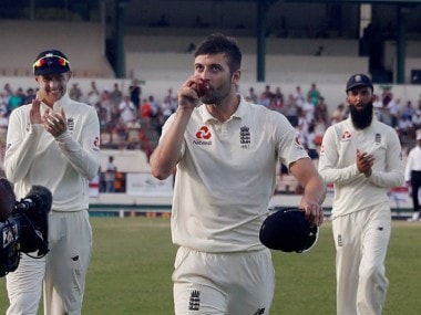 Ashes 2019: World Cup winner Mark Wood hopeful of recovering from side strain to play last couple of Tests