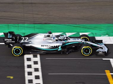 Formula One: Lewis Hamilton fires title-warning as he vows to improve with new Mercedes car