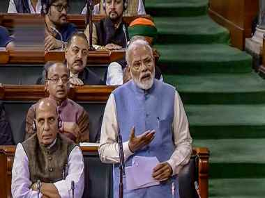 Neither did plane fly, nor did earthquake occur: Modi peppers last Lok Sabha speech with digs at Rahul Gandhi