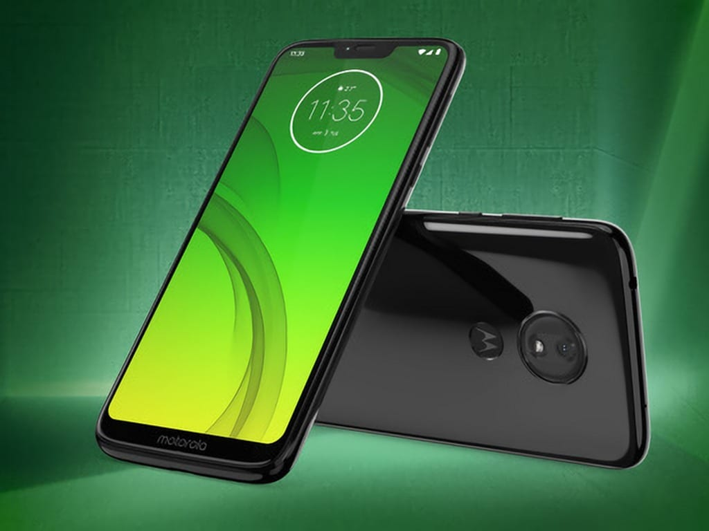 Moto G7 Power with a 5,000 mAh battery, Snapdragon 632 launched at Rs 13,999