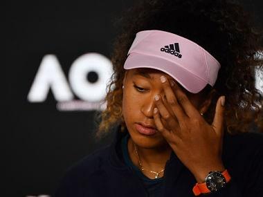 World No 1 Naomi Osaka says happiness was the reason behind shock split with coach Sascha Bajin