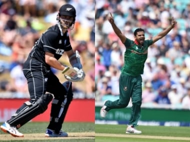 Highlights, New Zealand vs Bangladesh, 2nd ODI at Hagley Oval, Full cricket score: Kiwis win by eight wickets, seal series 2-0