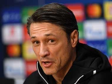 Bundesliga: Bayern coach Niko Kovac counting on former team Frankfurt to unsettle Dortmund title bid