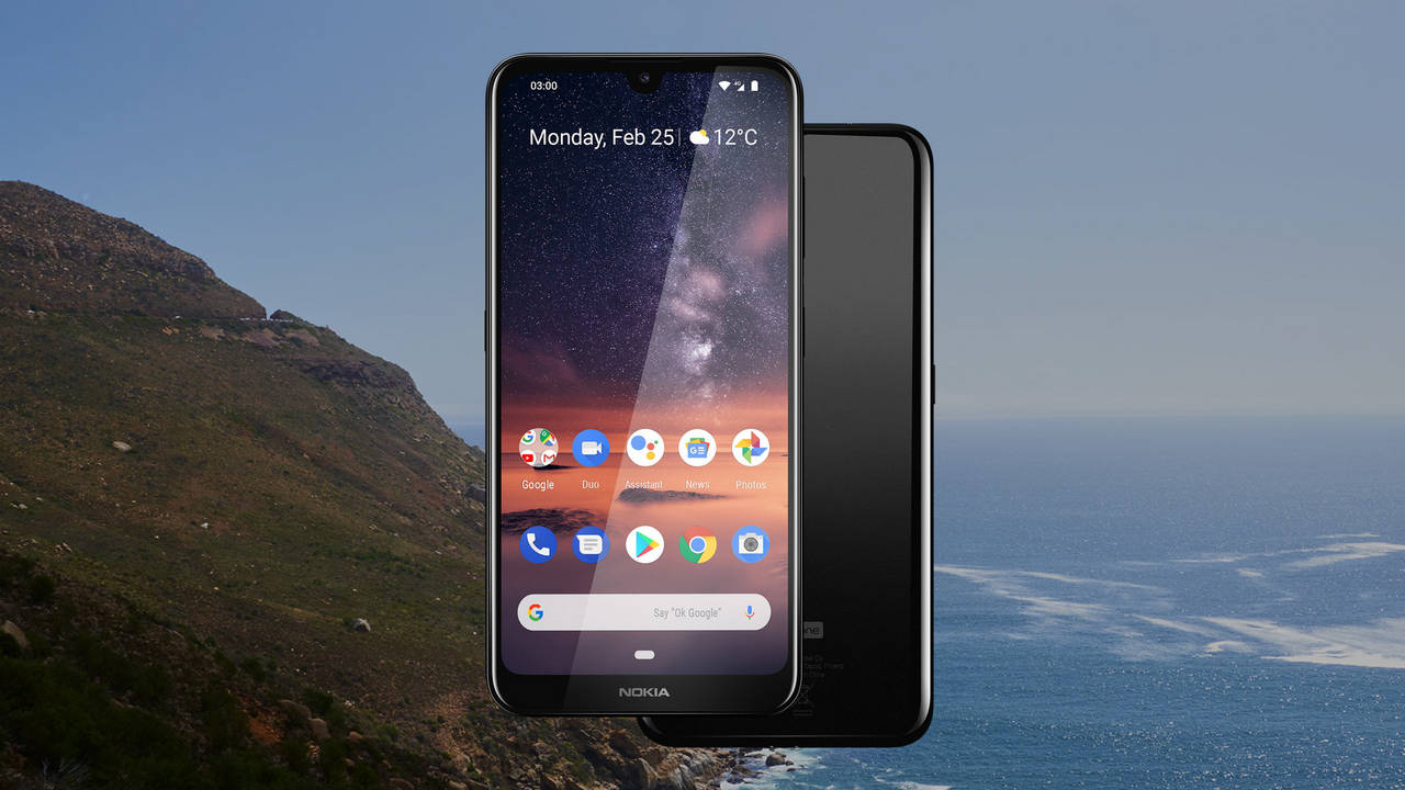 The Nokia 3.2. Image: HMD Global