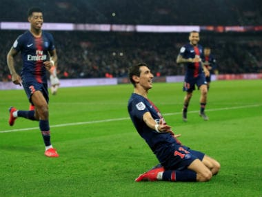 Ligue 1: Angel Di Maria scores a sumptuous free-kick as PSG continue impressive run with 5-1 win over Montpellier