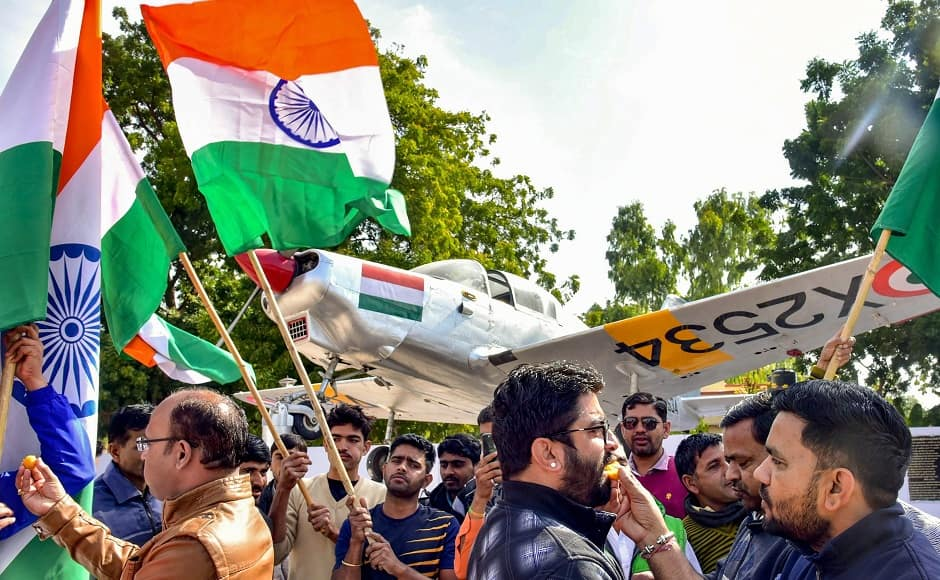 Following the strikes, Rajasthan, Gujarat, Punjab, Himachal Pradesh and Mumbai's Naval base were put on high alert. Jammu residents took to the streets to hail the Indian government's strong reaction to the Pulwama attack. PTI