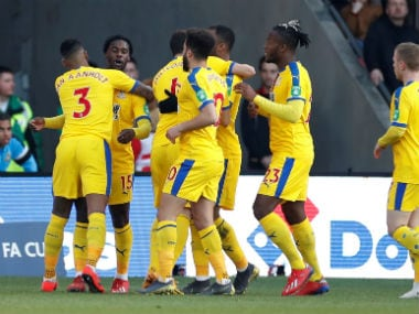 FA Cup: Crystal Palace beat third-tier Doncaster Rovers; Wolves edge past Bristol City to enter quarter-finals