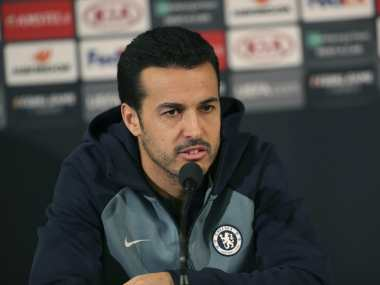 Premier League: Chelsea must stay calm to rediscover form of early season, says winger Pedro Rodrigues