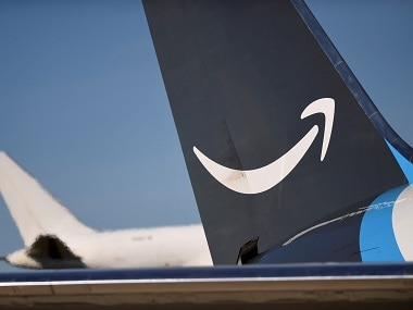Parts of aircraft found at Amazon cargo plane crash site in Houston, claim local reports; all three crew members believed dead