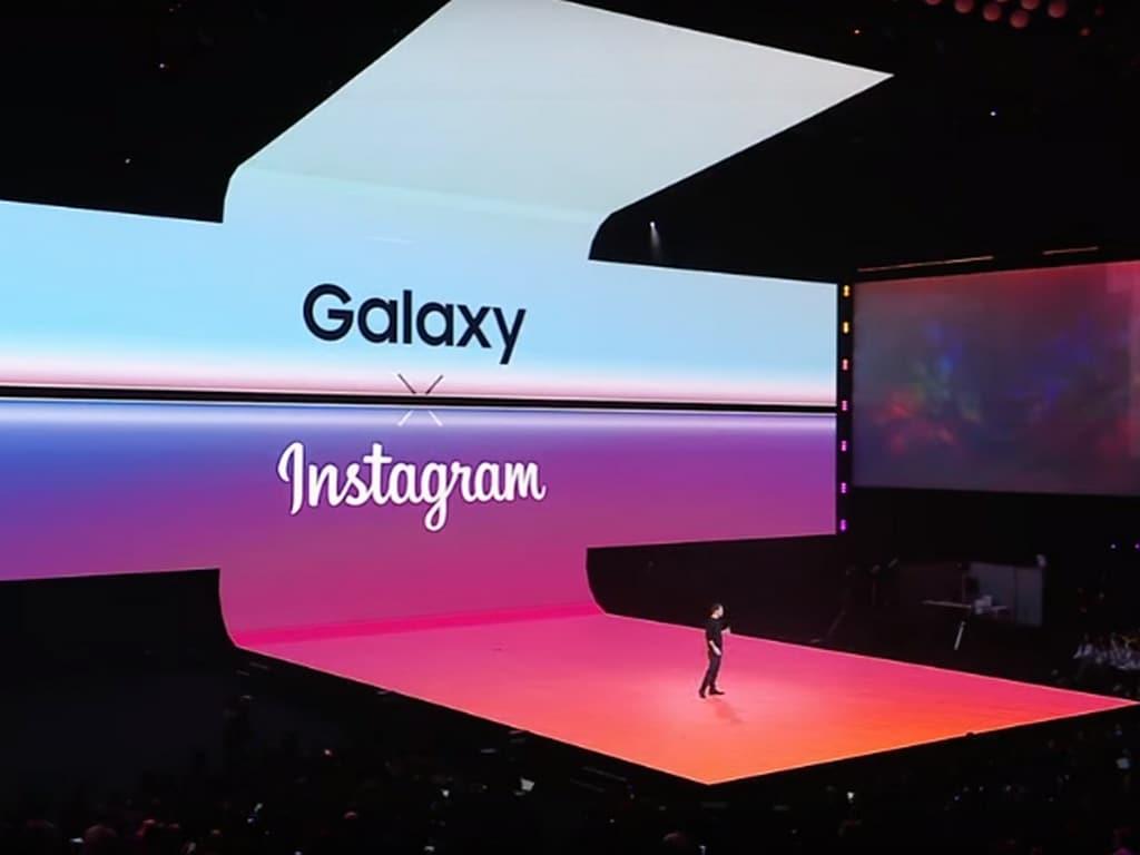 Samsung Galaxy S10 default camera app gets dedicated Instagram mode for easy sharing