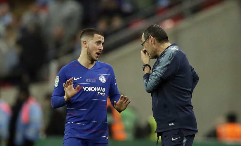 Carabao Cup final showed Maurizio Sarri is Chelseas man to keep for reasons far beyond his tactical masterclass